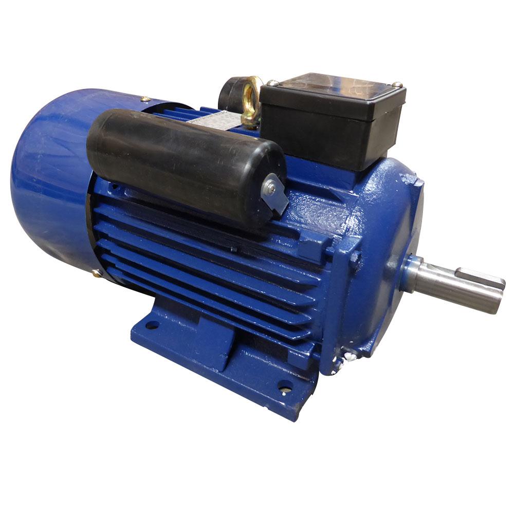 New 240v 3hp Electric Motor Single Phase 1450 Rpm Ebay