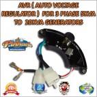 AVR (AUTO VOLTAGE REGULATOR) FOR 3 PHASE 5KVA TO 20KVA GENERATORS