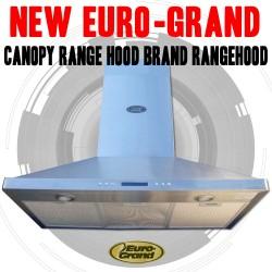 NEW EURO-GRAND CANOPY RANGE HOOD BRAND RANGEHOOD