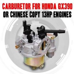 CARBURETOR FOR HONDA GX390 OR CHINESE COPY 13HP ENGINES