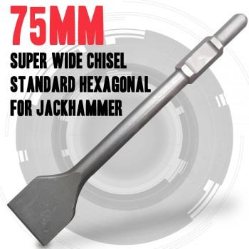 NEW Deshi 75mm Super Wide Hitachi Jackhammer Chisel