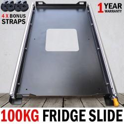 100Kg Lonman Fridge Slide Unit Suits Waeco Evacool Engel 4wd Car Van 74 x 42cm