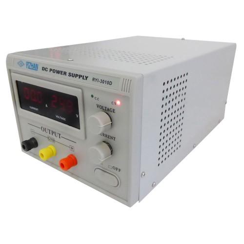 Digital Power Display : Amp digital adjustable variable dc power supply v display