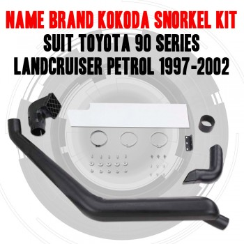 Kokoda Snorkel Kit to Suit Toyota 90 Series Landcruiser Petrol 1997 - 2002