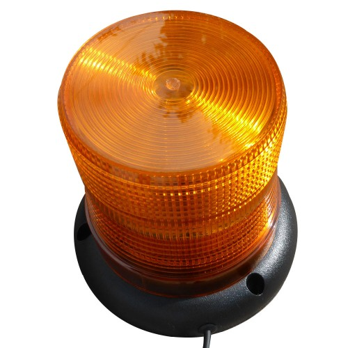 New Led 12 24 Strobe Beacon Car Warning Flashing Light