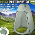 Privacy Ensuite Pop Up Shower Change Room Toilet Flip Out Tent