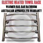 Electric Heated Towell Rack Warmer Rail Bar
